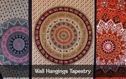 Wall Decor Home Accessories Wall Hangings Tapestry by Handicrunch
