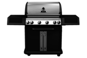 Replacement Grill Parts For 6 Burner Gas Grill with Rotisserie Burner