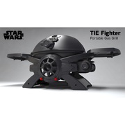 Shop New Star Wars Tie Fighter SW-2201 Portable LP Gas Grill.