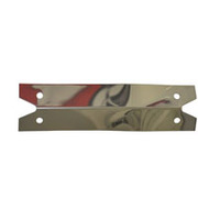 Stainless Steel Heat Plate for Grill Zone.