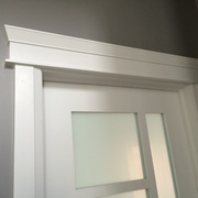 Top quality exterior DOOR_Man door _installation,  replacement exterior