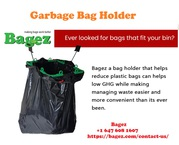 Garbage Bag Holder .. .. ..
